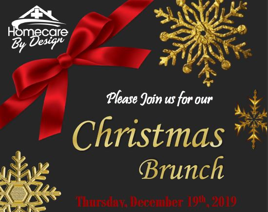 Christmas Brunch, Thursday 12/19