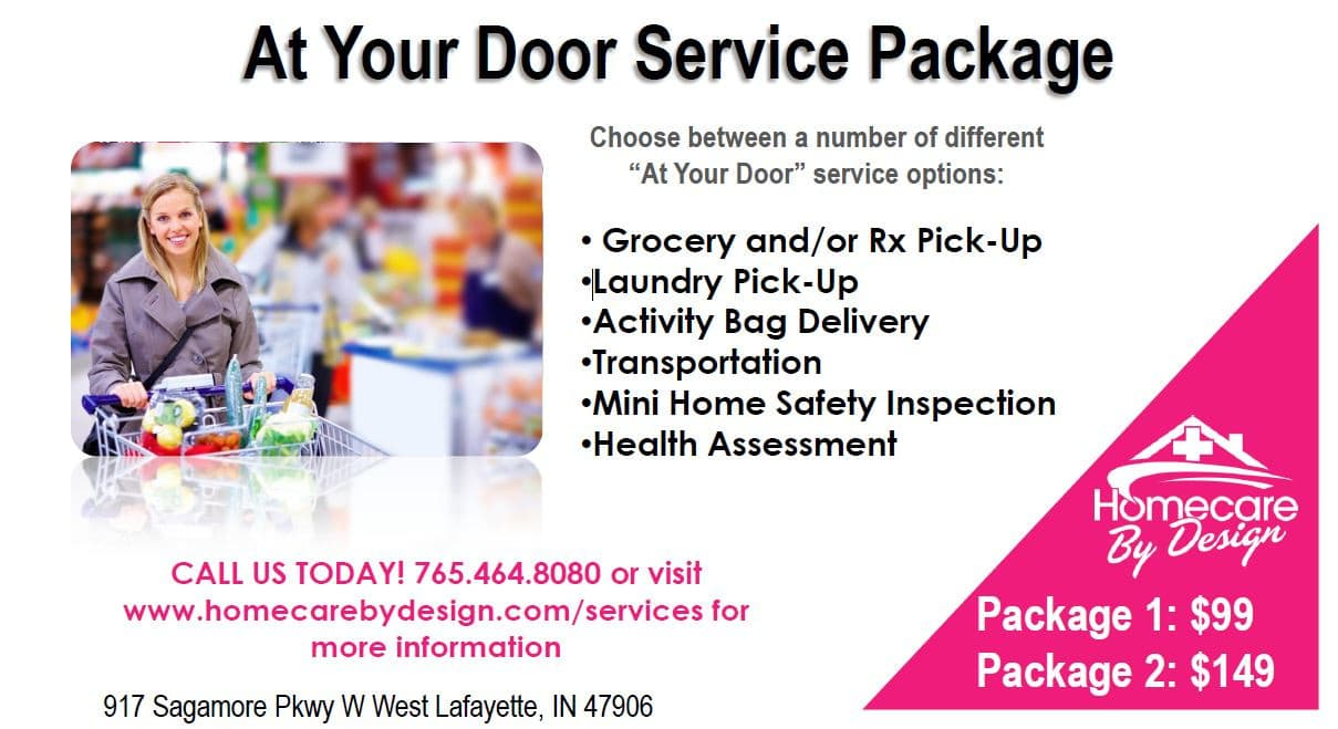 At Your Door Service