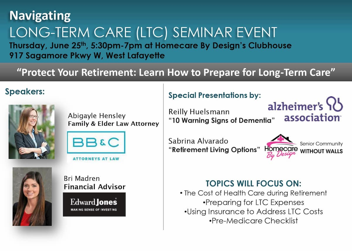 Long-Term Care Seminar
