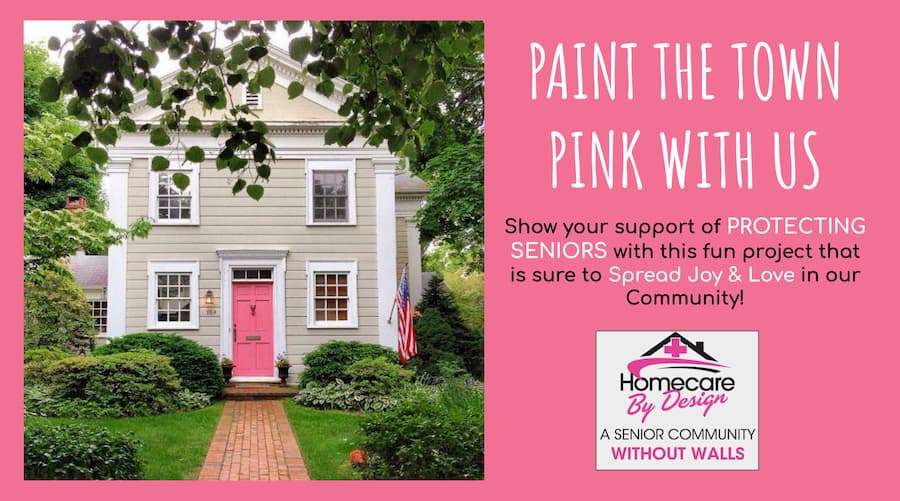 Paint the town Pink with us!